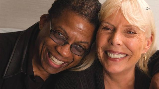 Joni Mitchell & Herbie Hancock - River