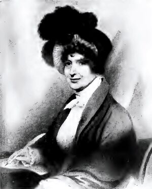 Lady Anne Andrew Barnard