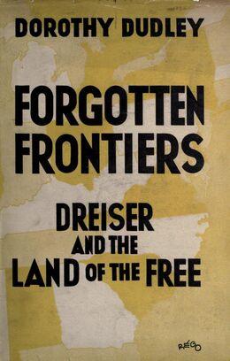 Forgottenfrontie00dudlrich 0001