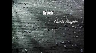 Brock (Charles Sangster Poem)
