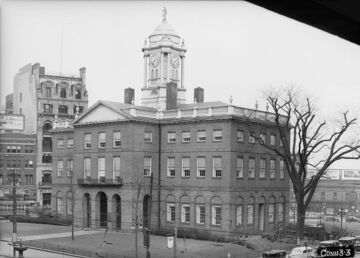 Old State House, Hartford, Connecticut