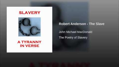 Robert Anderson - The Slave