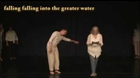 Dance Poetry To Die of Joy in the River by Nina Serrano and Dance Generators