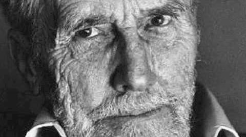 Ezra Pound reads Hugh Selwyn Mauberley