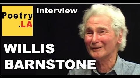 Willis Barnstone - Poetry