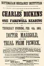 Dickensposter nottingham1869