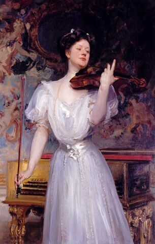 Lady Speyer by John Singer Sargent
