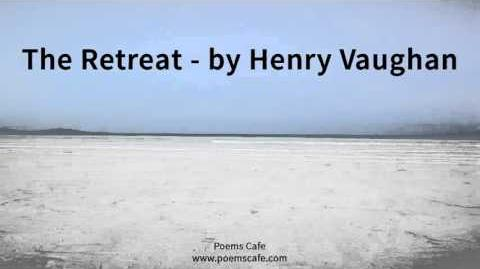 The Retreat by Henry Vaughan