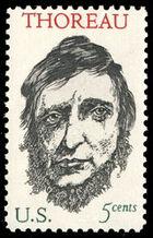 Thoreau1967stamp