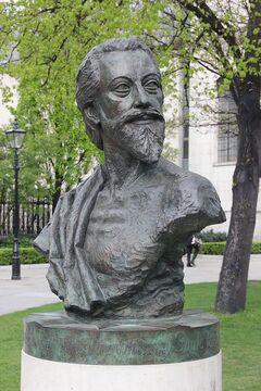 Bust of John Donne (14074586548)