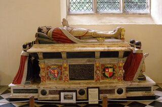 Henry Howard Earl of Surrey tomb