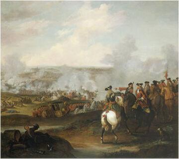Battle of Blenheim - Joshua Ross jr