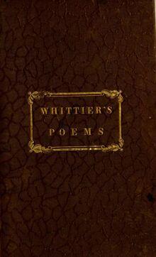 Whittierspoems