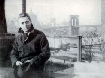 Hart-Crane-at-the-Brooklyn-Bridge 150dpi
