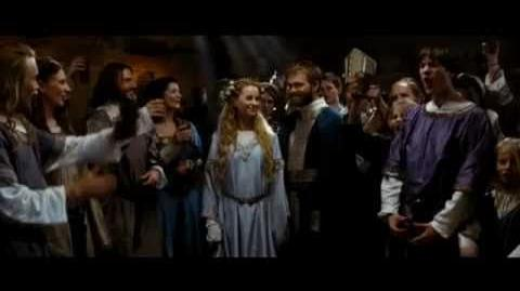 Arn Tempelriddaren Ballad about Love - Vladimir Vysotsky (translated by I