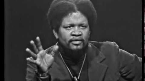 Ishmael Reed at the Brockport Writers Forum