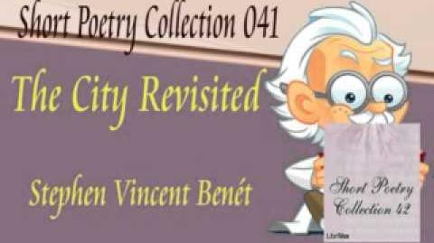 The City Revisited Stephen Vincent Benét Audiobook Short Poetry