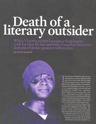 Death of a literary outsider