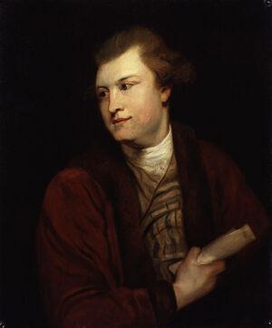 James Macpherson by Sir Joshua Reynolds