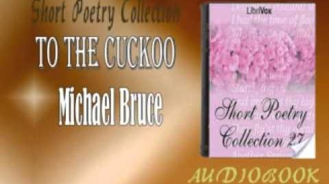To the Cuckoo Michael Bruce Audiobook Short Poetry