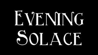 Evening Solace - Charlotte Brontë