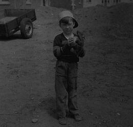 George dance1957