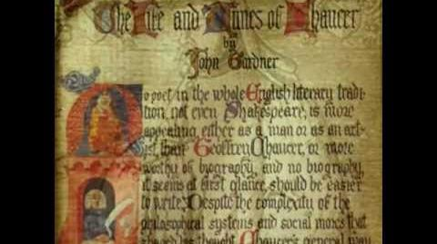 Geoffrey Chaucer The Founder of Our Language