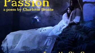 Passion. A poem by Charlotte Bronte