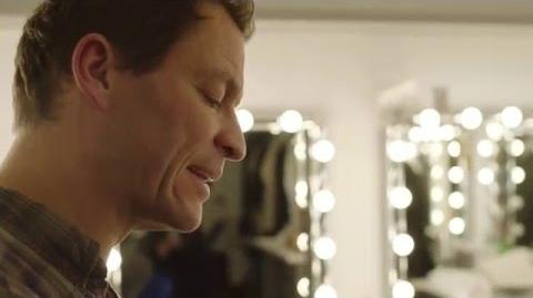 """Dominic West reads """"The Second Coming"""" by WB Yeats A Fanatic Heart Geldof on Yeats, RTE One"""