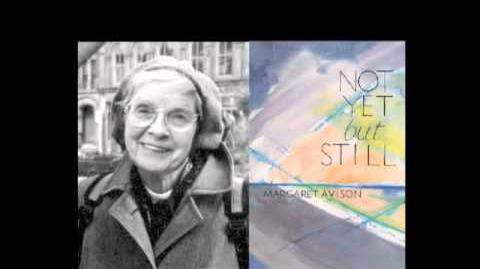 Margaret Avison reads from Not Yet but Still (Brick Books)