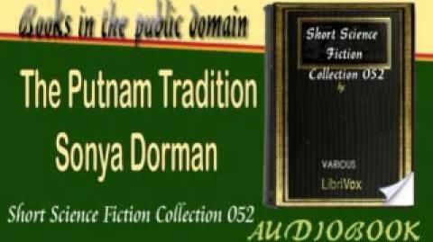The Putnam Tradition Sonya Dorman Audiobook