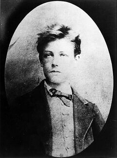 Carjat Arthur Rimbaud 1872