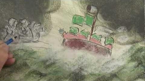 The Jumblies by Edward Lear - a new animation