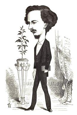 Algernon Charles Swinburne, a true poet