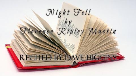 Night Fell by Florence Ripley Mastin