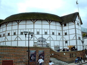 Southwark reconstructed globe