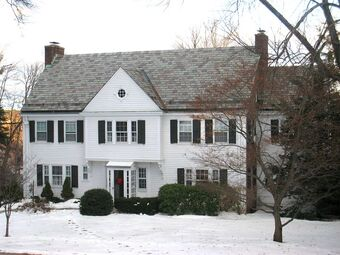 Wallace Stevens House - Hartford, CT