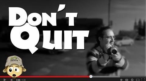 Don't Quit by John Greenleaf Whittier
