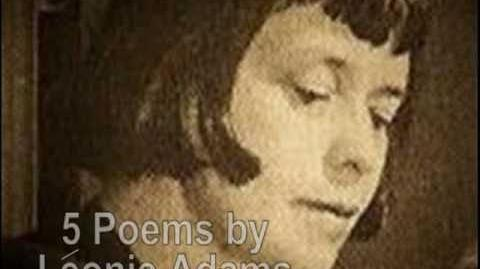 5 Poems by Léonie Adams