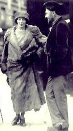 Mina Loy, and Ezra Pound