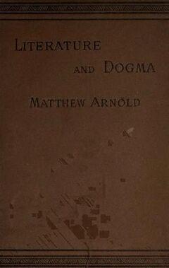 Literature and Dogma (1883).djvu