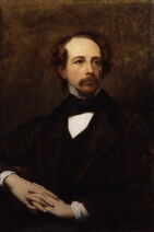 Charles Dickens by Ary Scheffer 1855