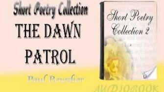 The Dawn Patrol Paul Bewsher Audiobook Short Poetry