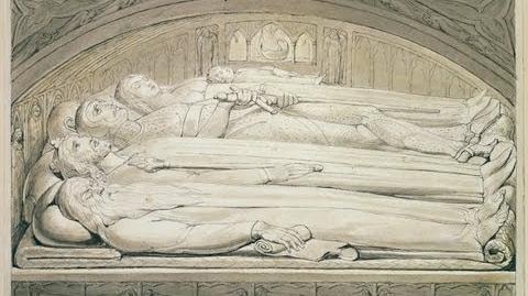 "Robert Blair's ""The Grave"" 1805 - William Blake"