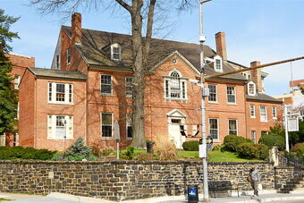 St Pauls Rectory Baltimore
