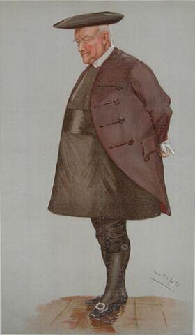 William Alexander Vanity Fair 21 November 1895
