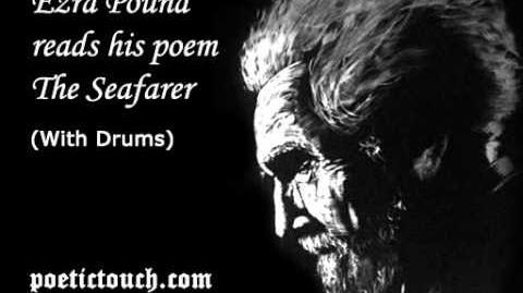 Ezra Pound The Seafarer