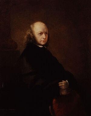 Richard Henry (or Hengist) Horne by Margaret Gillies