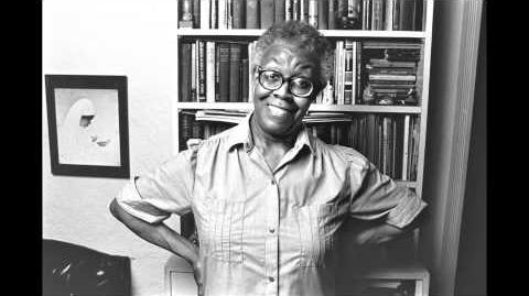 Gwendolyn Brooks reads We Real Cool