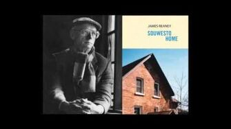Jeff Culbert reads from Souwesto Home by James Reaney (Brick Books)